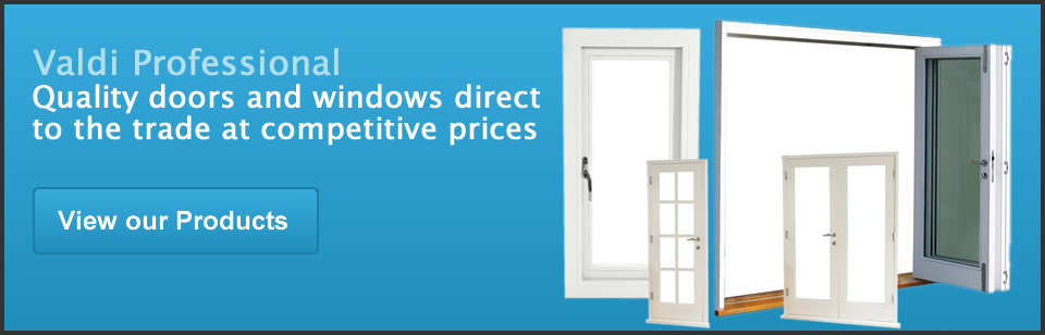 Quality doors and windows direct to the trade at competitive prices